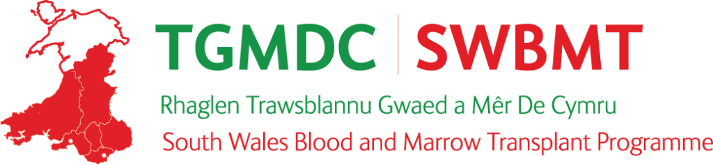 South Wales Blood and Marrow transplant programme logo